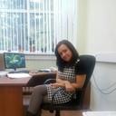 На работе)