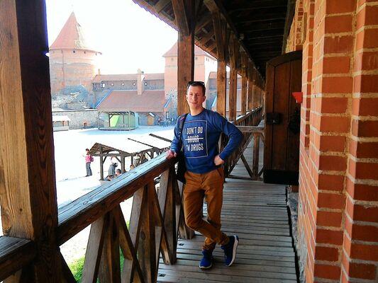 Фото мужчины Алексей, Клайпеда, Литва, 32
