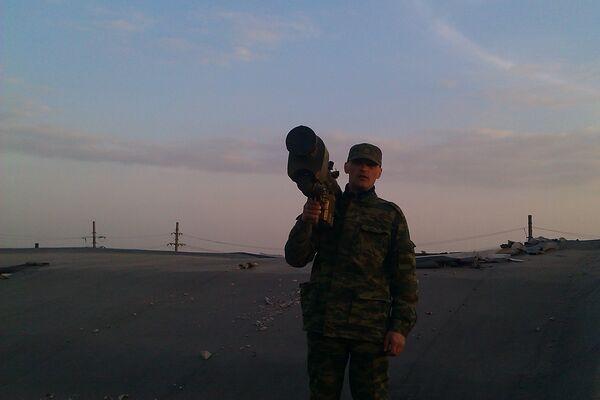 Фото мужчины андрей, Первомайское, Россия, 36