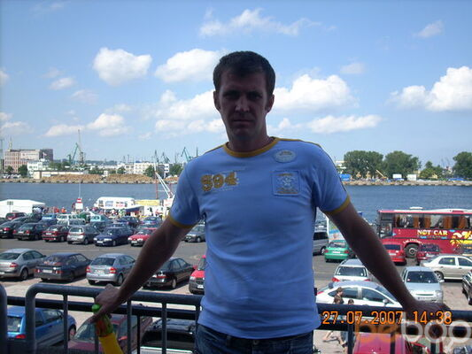 Фото мужчины AMFIT, Гродно, Беларусь, 36