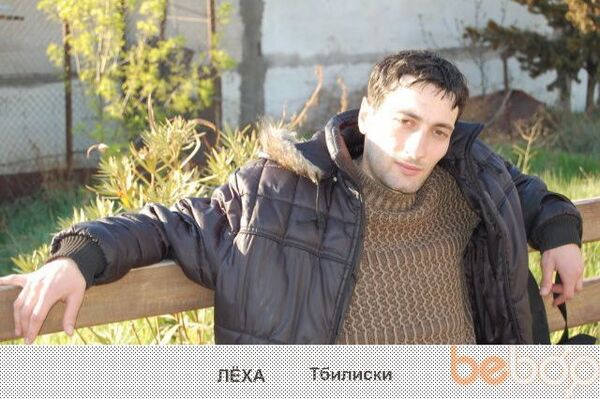 Фото мужчины Lekino, Тбилиси, Грузия, 32