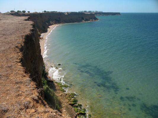Пляжи в бахчисарае фото