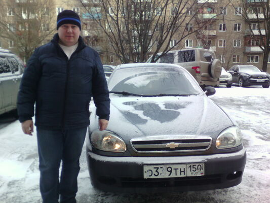 Фото мужчины Андрей, Электросталь, Россия, 37