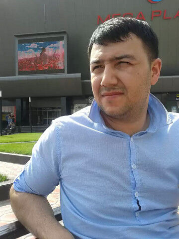 Фото мужчины Музаффар, Санкт-Петербург, Россия, 27
