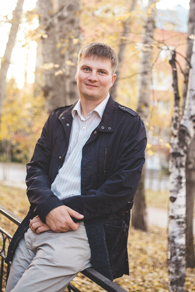 Фото мужчины Дмитий, Красноярск, Россия, 37