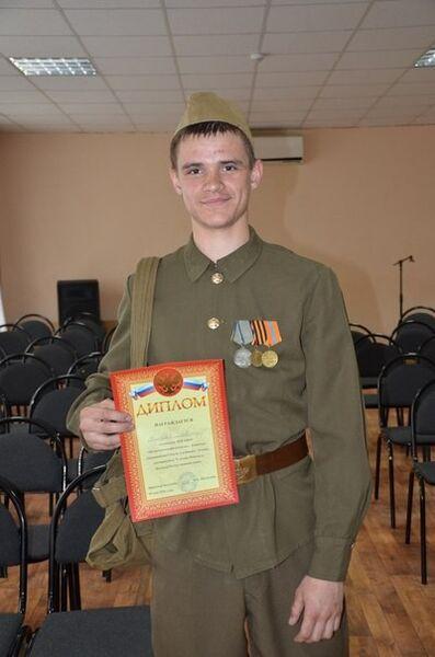 Фото мужчины Артём, Моршанск, Россия, 20