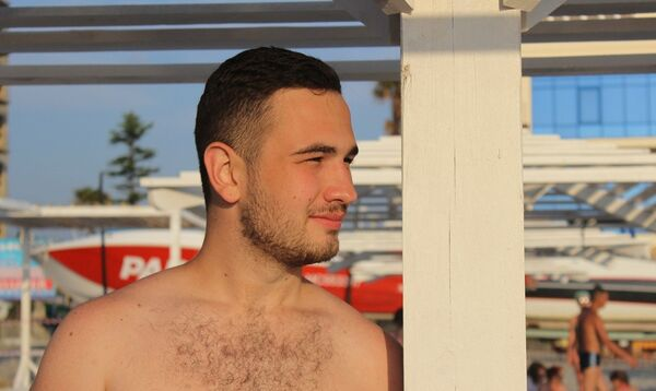 Фото мужчины Амир, Москва, Россия, 21