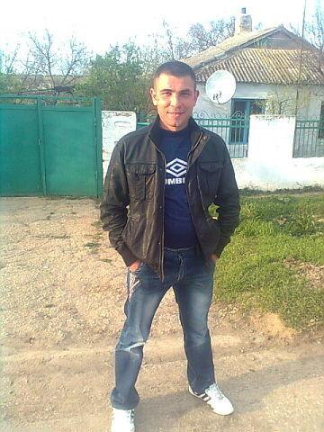 Фото мужчины рефаж, Саки, Россия, 31