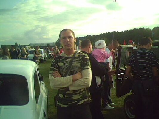 Фото мужчины Андрей, Гродно, Беларусь, 32