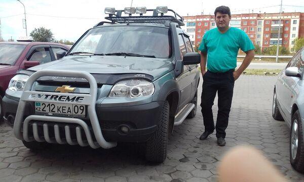 Фото мужчины Ержан, Абай, Казахстан, 33