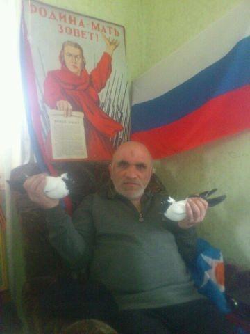 Фото мужчины Гори, Енакиево, Украина, 48