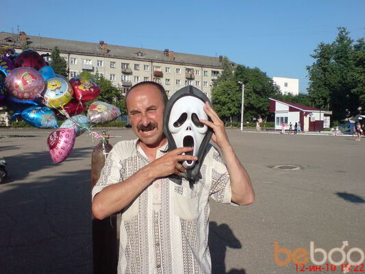 Фото мужчины xxxxxx, Поставы, Беларусь, 53