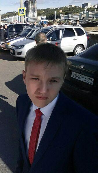 Фото мужчины Илюха, Чебоксары, Россия, 18