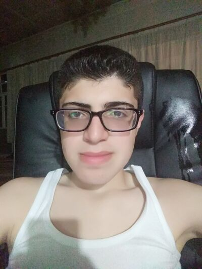 Фото мужчины Ибрагим, Баку, Азербайджан, 21
