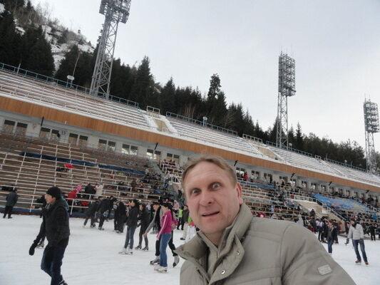 Фото мужчины при встрече, Москва, Россия, 51