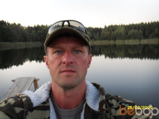 Фото мужчины кипяток, Кобрин, Беларусь, 44