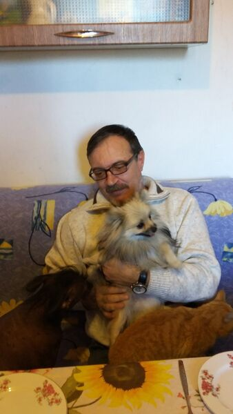 Фото мужчины Владимир, Гатчина, Россия, 54