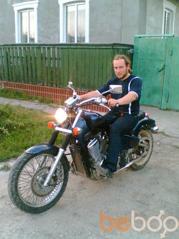 Фото мужчины байкер, Донецк, Украина, 29