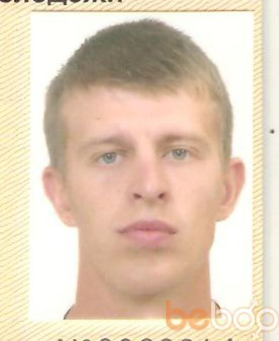 Фото мужчины silver554, Гомель, Беларусь, 34